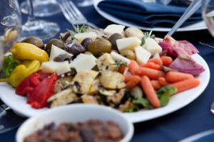 custom catering, portland oregon catering, portland oregon caterer, portland catering, portland caterer, sample catering menu