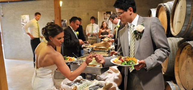 Portland event catering